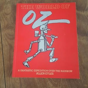 THE WORLD OF OZ  BY ALLEN EYLES FIRST AMERICAN ED.